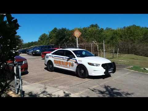 Houston,Tx.-Harris County Deputies stealing Blue Privilege