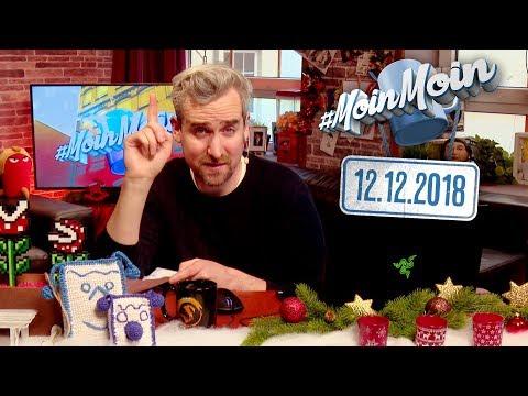 So verbringe ich Weihnachten | MoinMoin mit Donnie