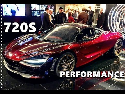 McLaren 720S Performance Review by Chris Goodwin