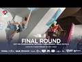 Male Youth B • Finals • 2017 Youth Bouldering Nationals • 2/12/17 9:30 AM