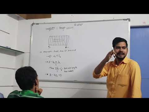 Magnetization and magnetic intensity by sachin sir