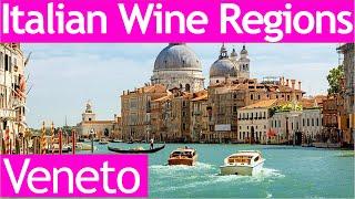 Italian wine regions - veneto