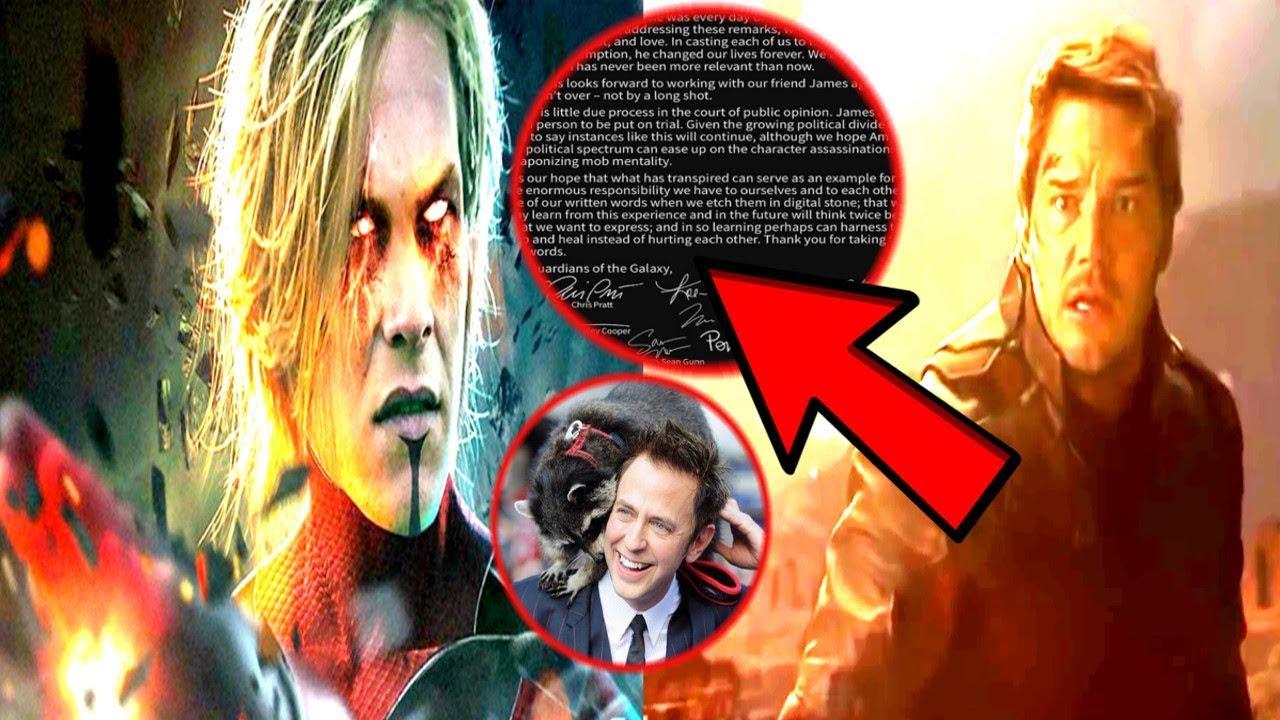 James Gunn In Demand for Major Studio Movies After Disney Firing