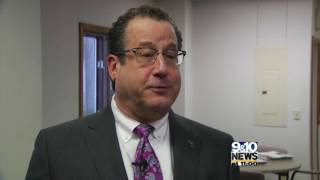 Sen. Horn discusses new brownfield development legislation on 9 & 10 News