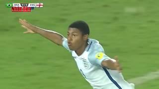 Tin Thể Thao 24h Hôm Nay (7h - 26/10): Bán Kết U17 World Cup, U17 Anh Đánh Bại U17 Brazil