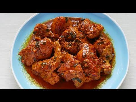 Belizean Stew Chicken