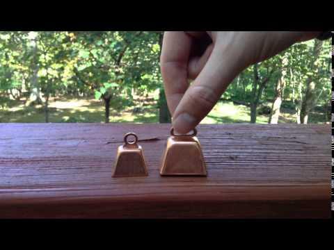 Small Antique Bells