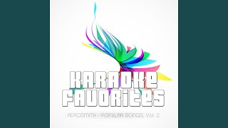 Sweet Emotion (Karaoke Version) (Alternative Version) (Originally Performed By Aerosmith)