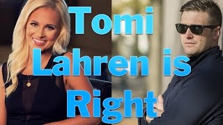 Why Tomi Lahren is Right on Abortion