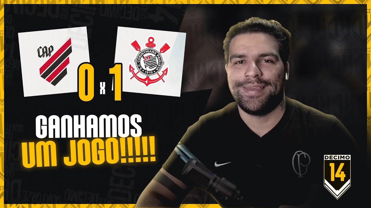 AQUI EM CASA TODOS SERVIMOS A EVERALDO!! - CAP 0X1 CORINTHIANS