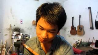 Hương Tóc Mạ Non Sáo trúc Mão Mèo - http://saotruc.vn
