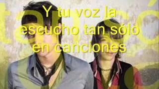 Sonohra- Buscando el amor (Con Letra y en español)