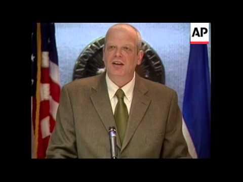 US: Protic: Milan St. Protic, Ambassador of  Federal Republic of Yugoslavia