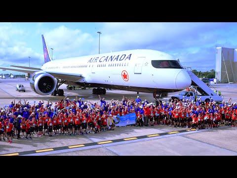 Air Canada: Tous les enfants méritent un congé