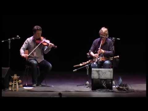 Cáceres Irish Fleadh 2013 John Mc Sherry & Dónal O'Connor Trio