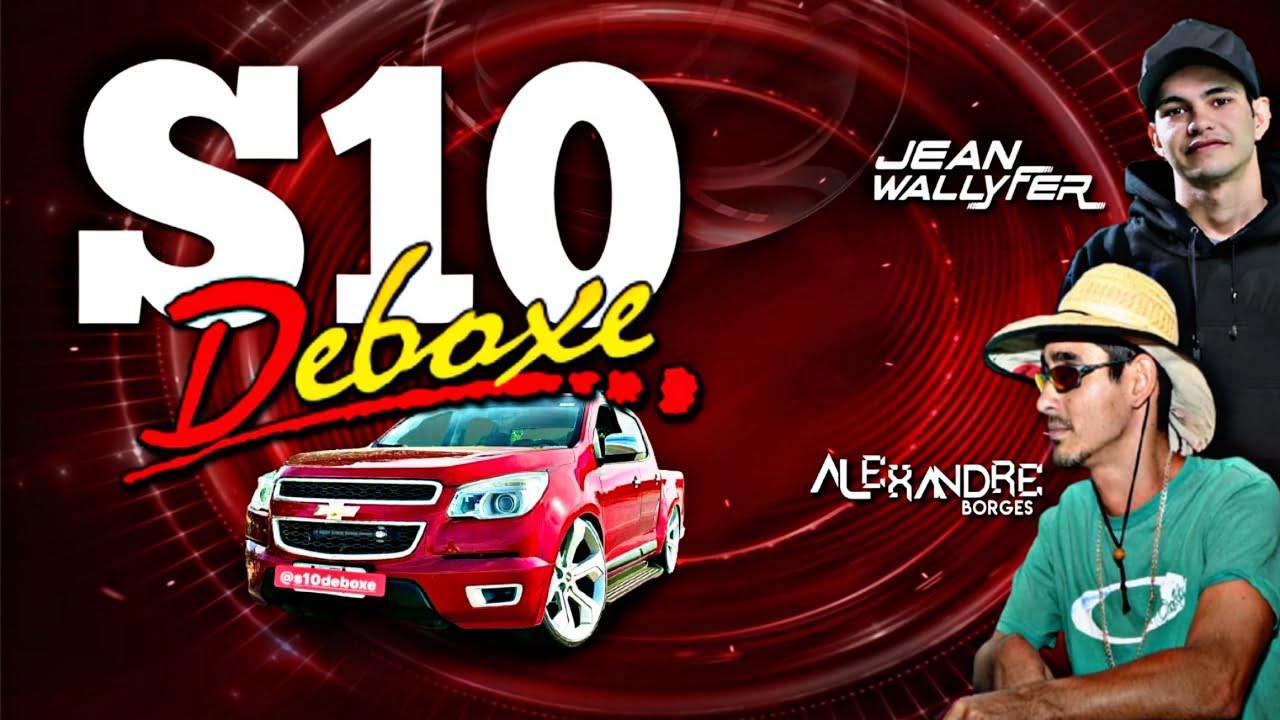 CD S10 DEBOXE ELETRO FUNK - DJ ALEXANDRE BORGES & DJ JEAN WALLYFER