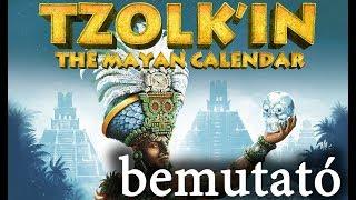 Tzolkin: The Mayan Calendar - társasjáték bemutató