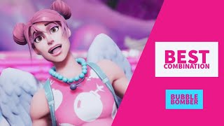 Best Combos | Bubble Bomber | Fortnite SKin Review