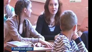 Необычные уроки провели старшеклассники в одной из алтайских школ