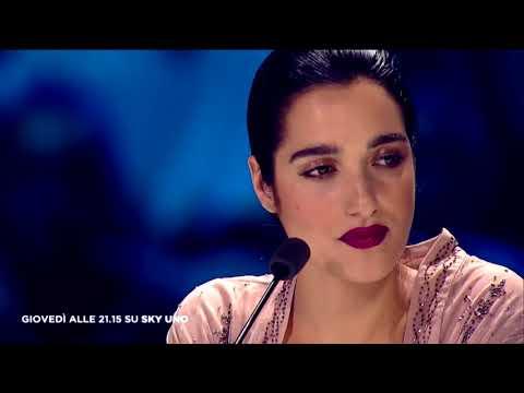"""Rita Bellanza commuove con """"Sally"""" di Vasco Rossi   Bootcamp 2"""