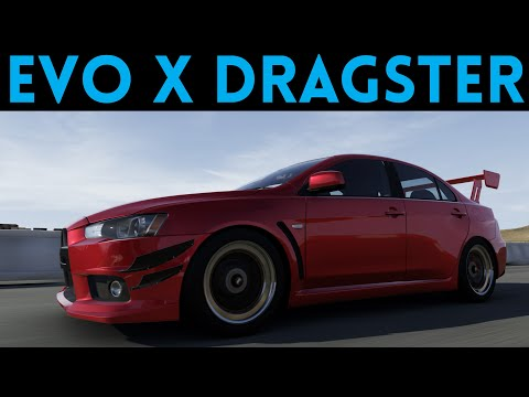 forza 4 drag tune guide
