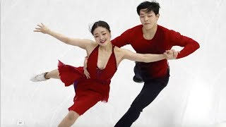 Michigan ice dancers the 'Shib Sibs' shine at Olympics