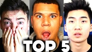 Top 5 FASTEST GROWING YouTube Channels 2016 (Denis Roblox, ProGamerJay, Morgz, WolfieRaps, RiceGum)