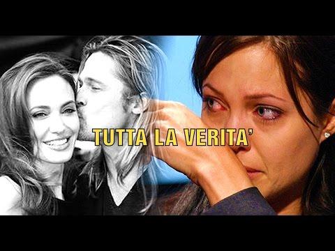 BRAD PITT E ANGELINA -  RIVELAZIONI SHOCK -