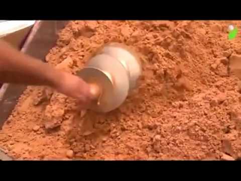 Israeli mole robot