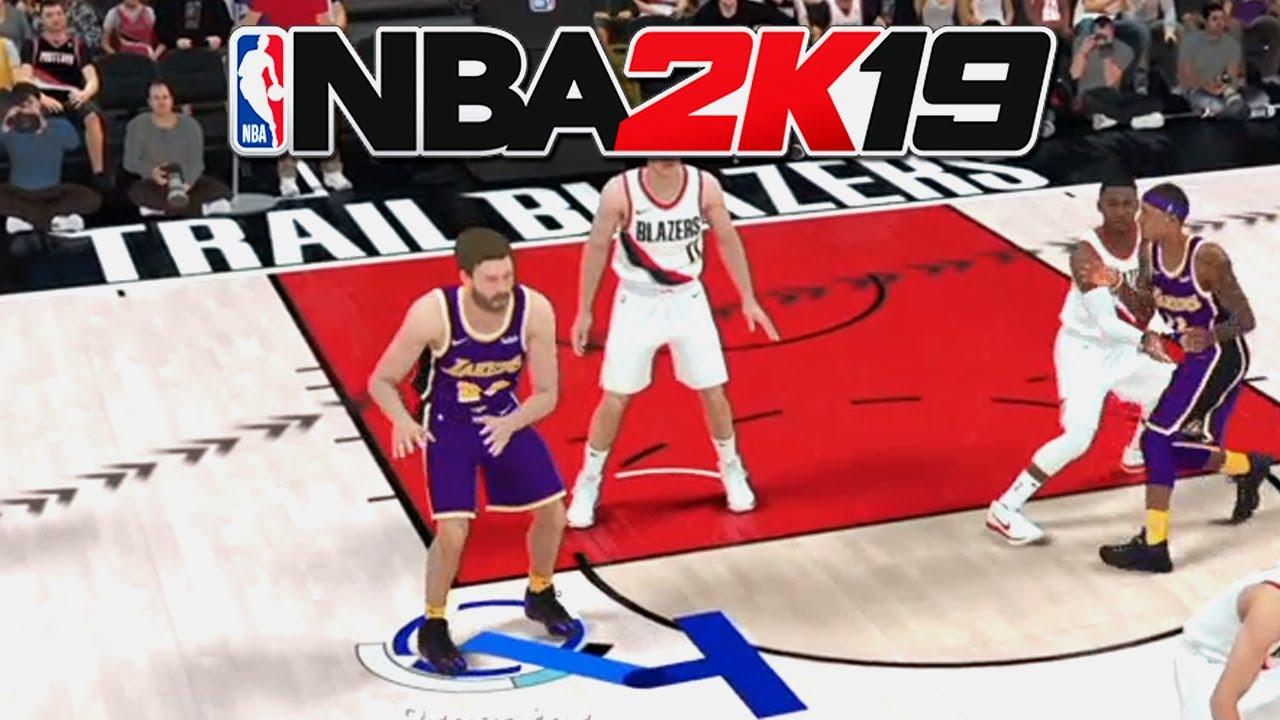 f85d3d46 Taktische Anweisungen 🎮 NBA 2K19 #18 - YouTube