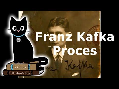 Franz Kafka - Proces (Mluvené slovo SK)