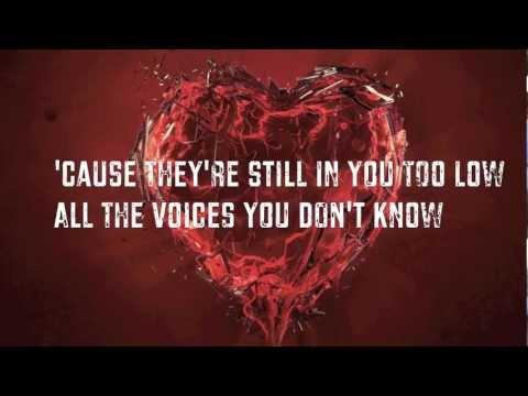 Evans Blue - The Pursuit (LYRICS VIDEO)
