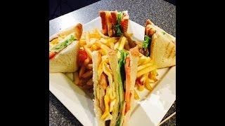 Рецепт - Клаб  сэндвич.