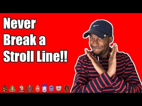 NEVER BREAK A STROLL LINE! | NPHC ADVICE