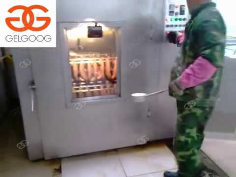 Sausage  Drying Smoking Machine,Meat Smoker Machines,Fish Smoking Oven