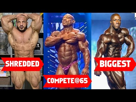 BIG RAMY PHYSIQUE