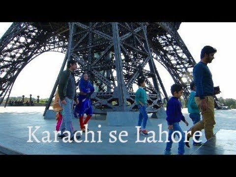 Travelogue Part I: Karachi se Lahore Tour Guide