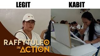 LEGIT VS. KABIT
