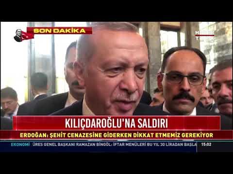 Cumhurbaşkanı Erdoğan'dan Kılıçdaroğlu açıklaması