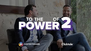 Contentsquare Acquires Clicktale to Create the Definitive Global Leader in Experience Analytics_Lg