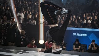 Menno vs Shigekix | Semifinal | Red Bull BC One World Final 2017