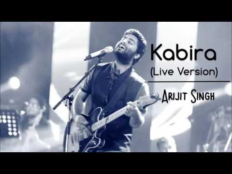 Arijit Singh | Kabira Unplugged | Mtv Unplugged | arijit singh live