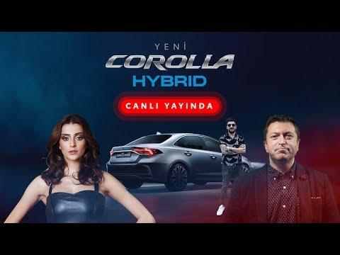 Yeni Corolla Hybrid İle Canlı Yayında Tanış!