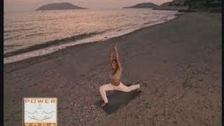 Ελένη Πετρουλάκη - Power Yoga