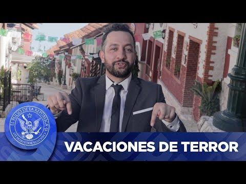 VACACIONES DE TERROR - EL PULSO DE LA REPÚBLICA