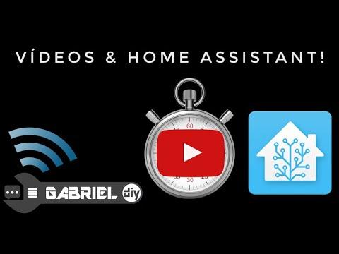 Com que frequência coloco vídeos e porque não falo de Home Assistant? - Gabriel DIY \u0026 Techlife