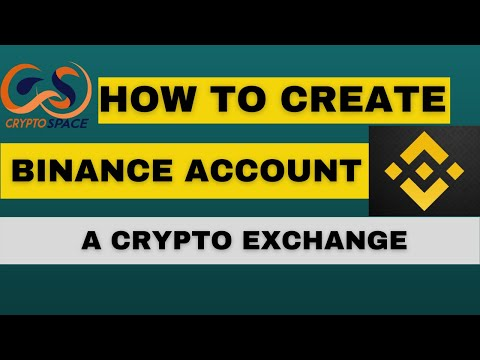How to create Binance account easy steps| What is Binance| Crypto exchange