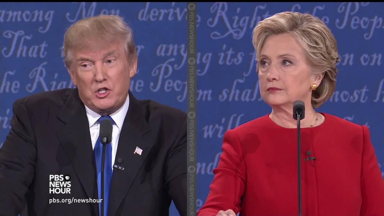 News Brief: Presidential Debate, Russian Hackers