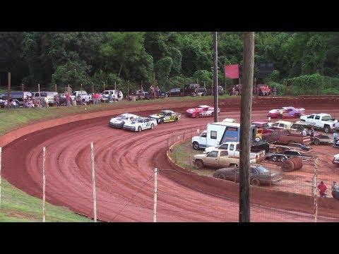 Winder Barrow Speedway Modified Street Feature Race 7/28/18