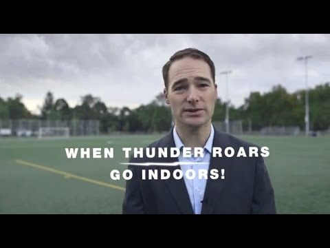 Lightning Safety on the Soccer Field